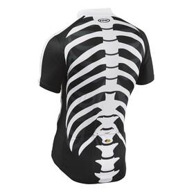 Northwave Skeleton Jersey SS Men black-white